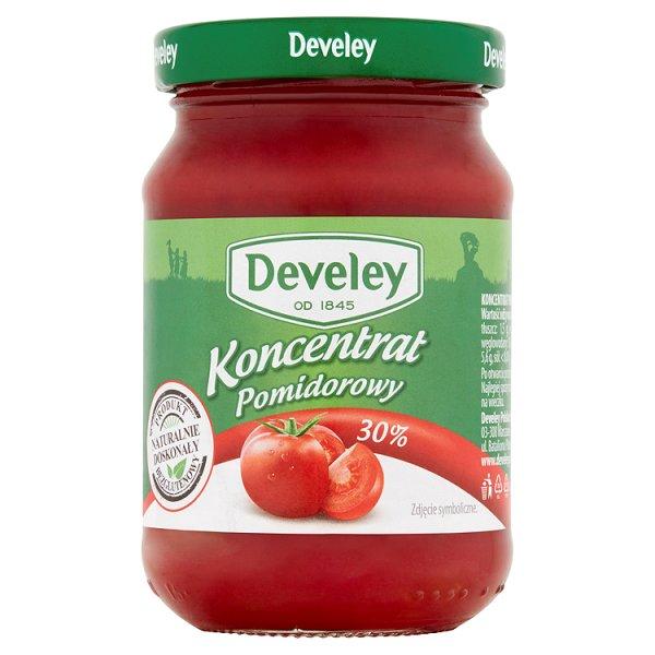 Develey Koncentrat pomidorowy 30% 180 g