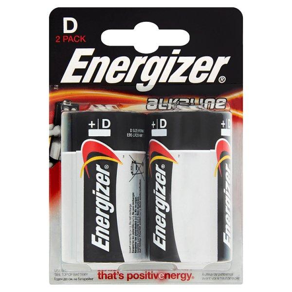 Baterie Energizer D LR20