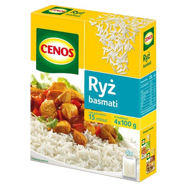 Ryż Cenos basmati