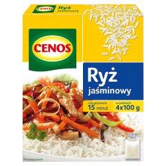 Ryż biały jaśminowy cenos