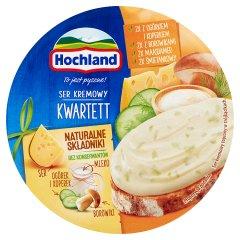 Ser Hochland Kwartett krążek