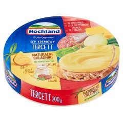 Ser Hochland Tercett krążek