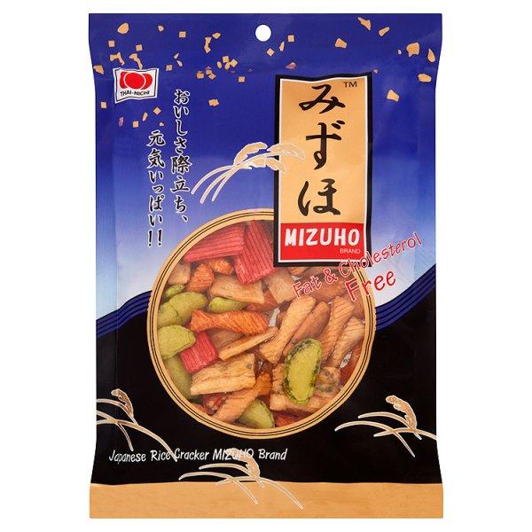 Snacki ryżowe Gresam mix Thai Nichi