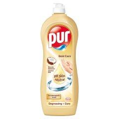 Pur Gold Care Coconut Milk Płyn do mycia naczyń 700 ml