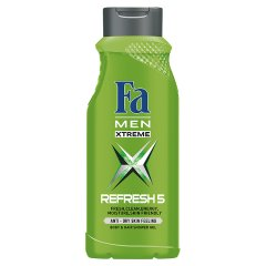 Żel pod prysznic Fa Xtreme Refresh5
