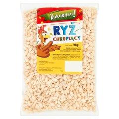 Ryż chrupiący naturalny Sante