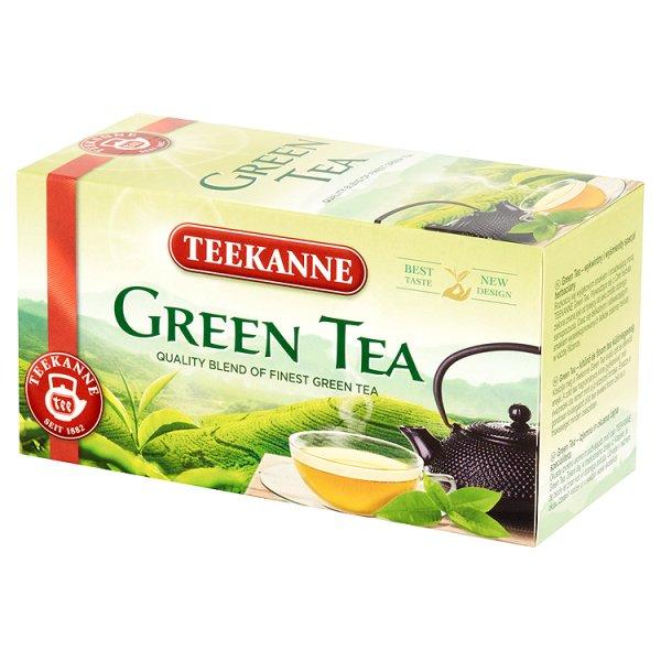Herbata Teekanne zielona