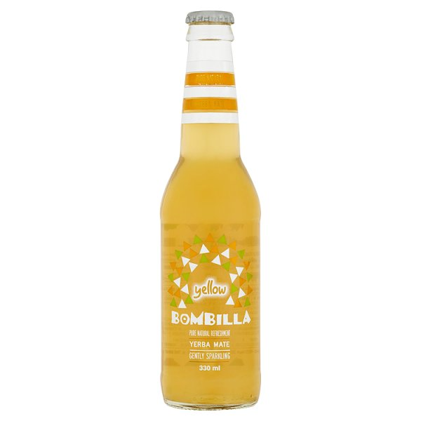 Napój Bombilla orzeźwiający mate o smaku mirabelki