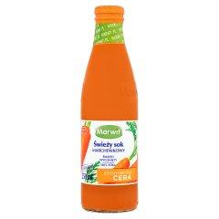 Marwit Świeży sok marchewkowy 250 ml