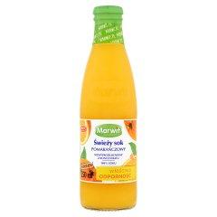 Sok Marwit pomarańczowy