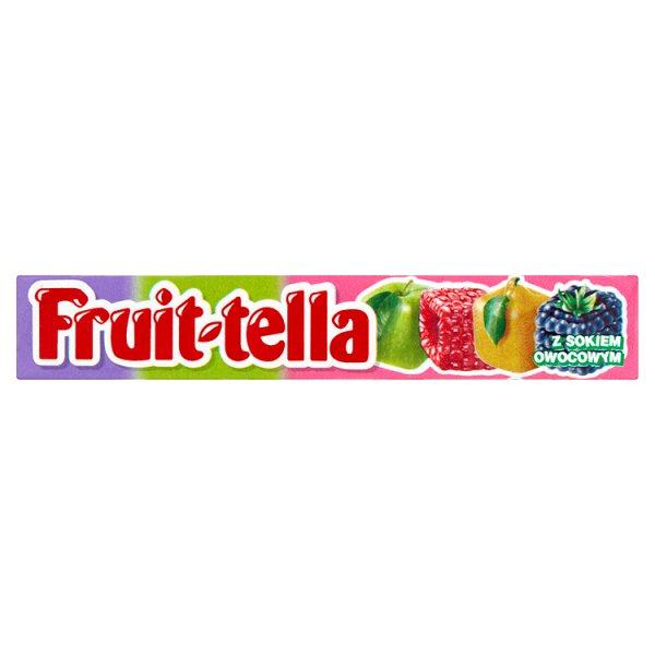 Guma Fruittella owocowy ogród