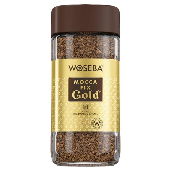 Kawa Woseba Mocca Fix Gold rozpuszczalna