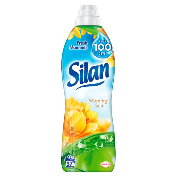 Silan Morning Sun Płyn do zmiękczania tkanin 925 ml (37 prań)