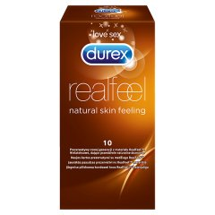 Durex prezerwatywy Real Feel