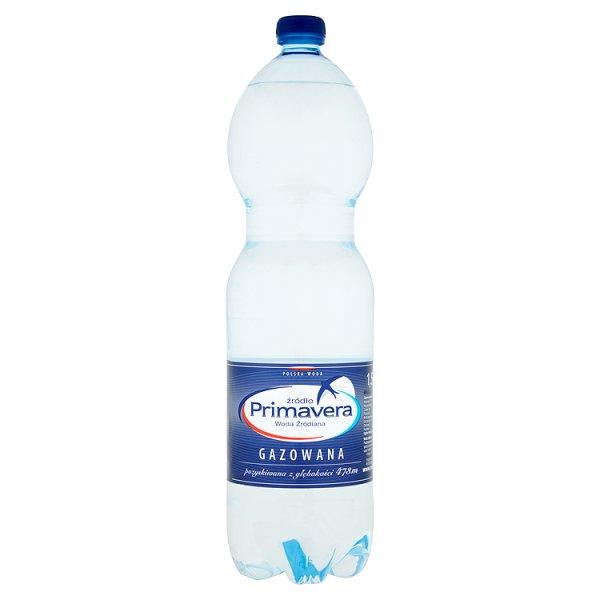Woda Primavera gazowana
