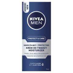 NIVEA MEN Protect & Care Krem do twarzy nawilżający 75 ml