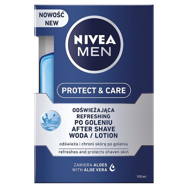 Nivea For Men woda po goleniu łagodząca Orginals