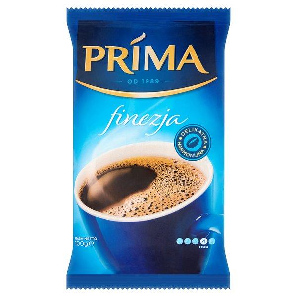 Kawa Prima Finezja mielona