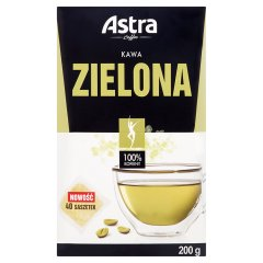 Kawa Astra Zielona 40*5g