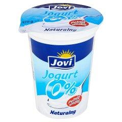 Jogurt Jovi naturalny 0%