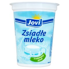 Mleko Zsiadłe Jovi
