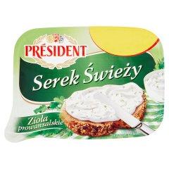Président Serek Świeży zioła prowansalskie 140 g