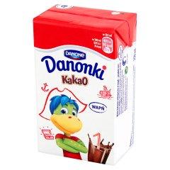 Danonki mleko kakao Danone