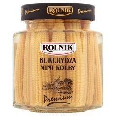 Kukurydza Rolnik mini kolby