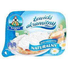 Serek Łowicki aksamitny naturalny