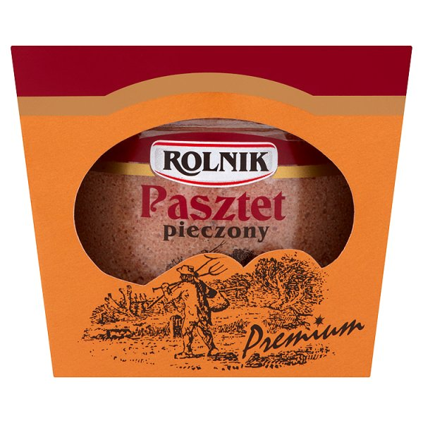 Rolnik Premium Pasztet pieczony 190 g