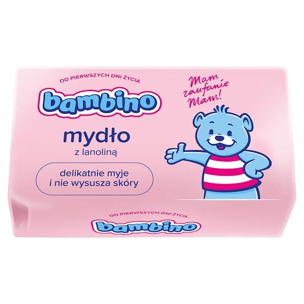 Mydło Bambino z lanoliną
