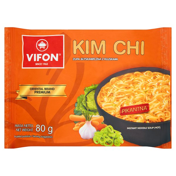 Zupa Tao Tao Kim Chi