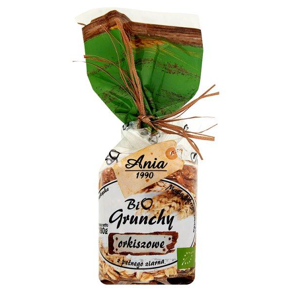 Ania Bio Grunchy orkiszowe 180 g