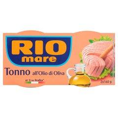 Tuńczyk rio mare w oliwie/2*160g