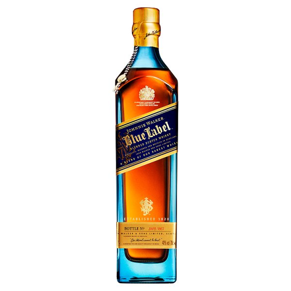 Whisky j.w. blue kartonik