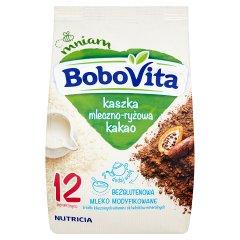 Kaszka bobovita mleczno-ryżowa pysznie kakaowa