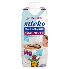 Mleko zagęszczone Gostyń light z magnezem