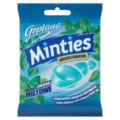 Cukierki Minties miętowe ekstra mocne Goplana