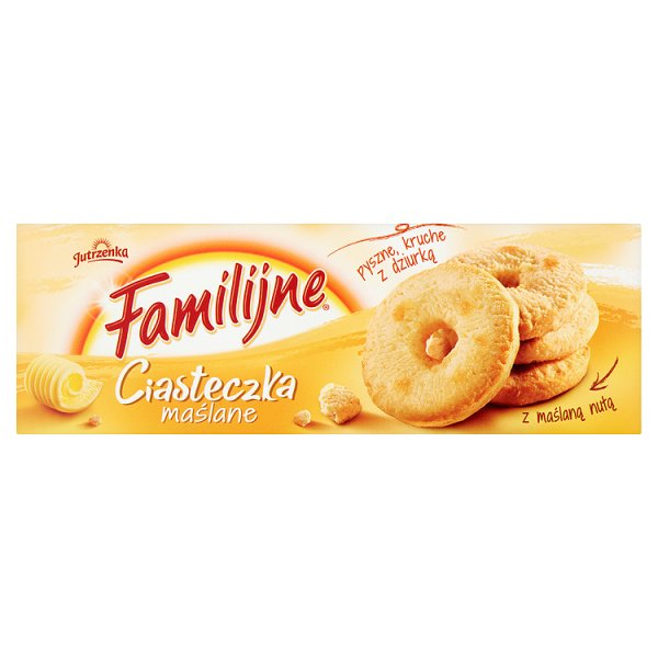 Familijne Ciasteczka maślane 160 g