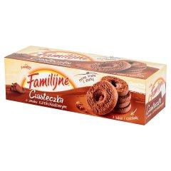 Ciasteczka Solidarność czekoladowe