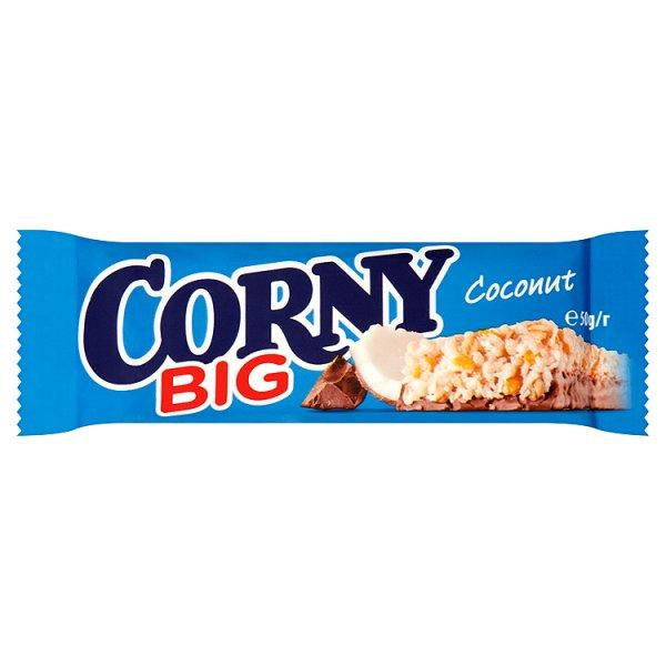 Baton corny big kokosowo-czekoladowy kokosowy