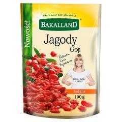 Jagody goji selection bakalland