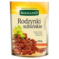 Rodzynki sułtańskie Bakalland
