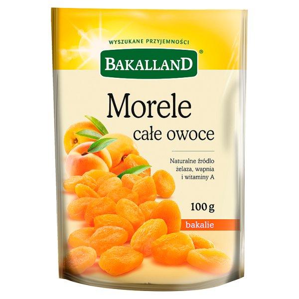 Morele suszone Bakalland
