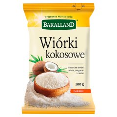 Wiórki kokosowe Bakalland