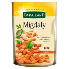 Migdały Bakalland