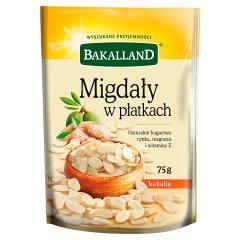 Migdały w płatkach Bakalland