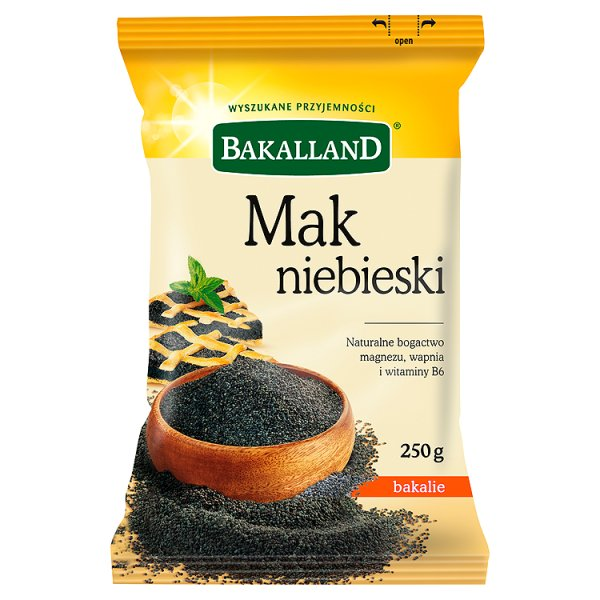 Mak niebieski Bakalland
