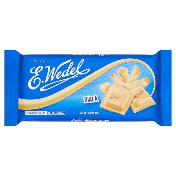Czekolada Wedel Biała
