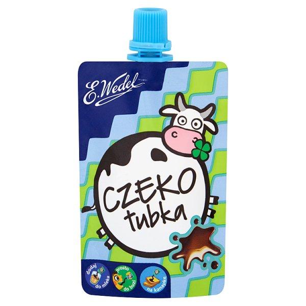 Czeko Tubka krem kakaowo-orzechowy Wedel